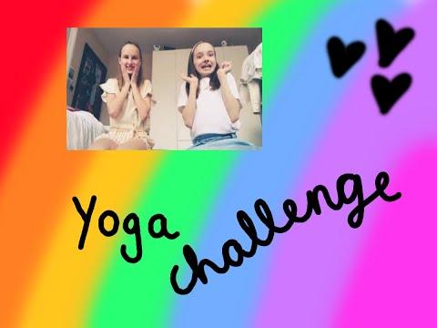 Yoga-challenge met Neela ❤