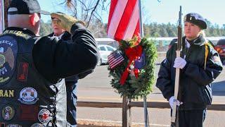 Arizona veterans honor fallen veterans