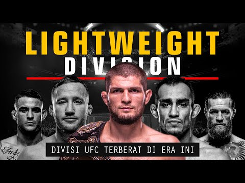 10 Fighter Terbaik UFC Kelas Lightweight 2020 - [Kelas-Kelas Dalam UFC]