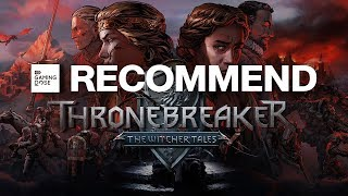 GamingDose :: Recommend - Thronebreaker: The Witcher Tales
