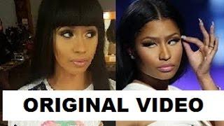 Nicki Minaj was MEAN to CARDi B when she saw her SMH 😒👸🎙️