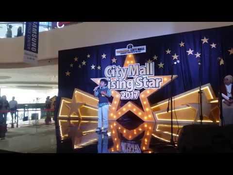 Haidar Aulia Nismara - Rumah Kita (Audisi City Mall Rising Star CCM 2017)