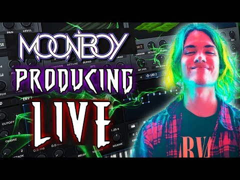 """Reviewing YOUR Remixes To """"BLASTA"""" (MOONBOY Livestream)"""