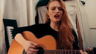 Ella Vos - Down In Flames (Cover) - Freya Ridings Video
