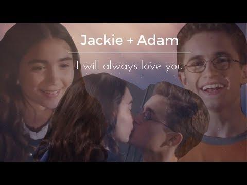 Jackie  Adam  Jadam  I will always love you