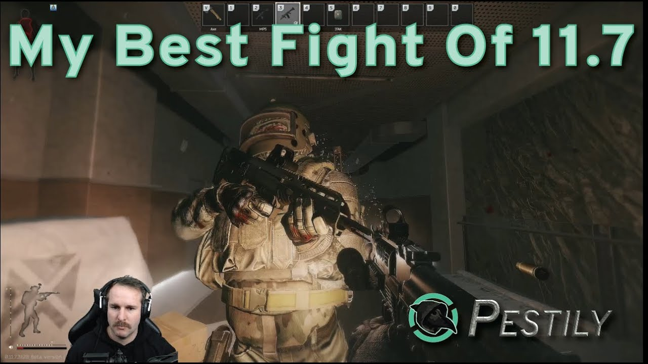 My Best Fight Of 11 7 - Escape from Tarkov