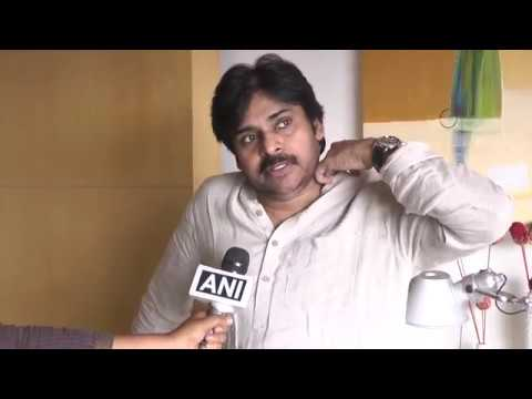 ASIAN NEWS INTERNATIONAL ( ANI ) Interviews JanaSena chief Pawan Kalyan after Paadayatra.