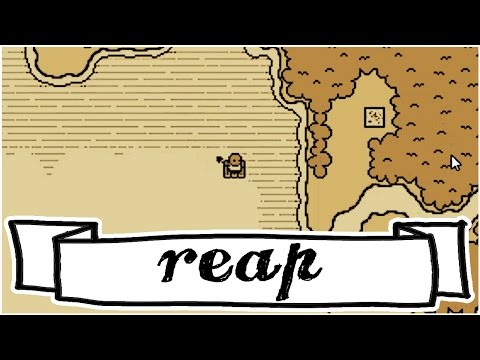 REAP :: Indie Surivival Game :: Ludum Dare 34 Game Jam Entry - LD34 Let's Play