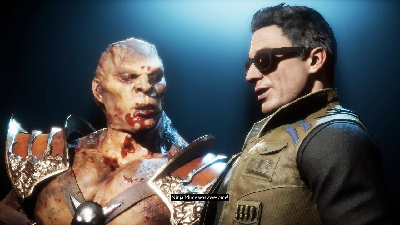 Download Mortal Kombat 11 All Fatalities - All Characters