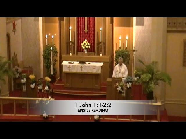 Bethlehem Lutheran Church, April 11, 2021   SD 480p
