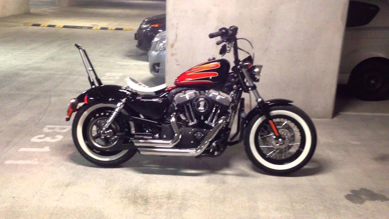 Harley Davidson Sportster 48