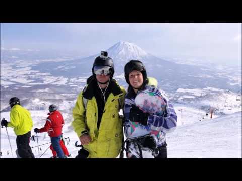 Tokyo, Niseko Japan ski trip 2017