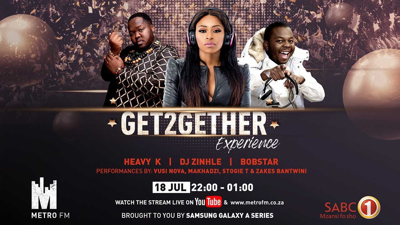#Get2GetherExperience: 18 July 2020