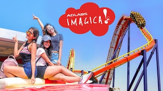Birthday at Adlabs Imagica | #DhwanisDiary