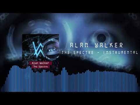 Alan Walker - The Spectre (Official Instrumental)