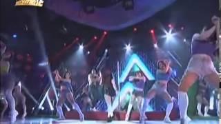 Anne Curtis Dances Twerk @ Showtime