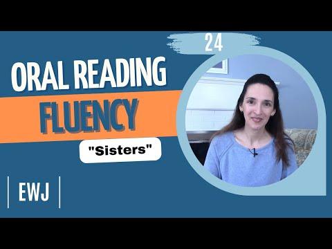 Oral Reading Fluency 24 -
