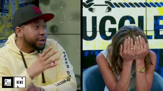 DJ Akademiks Goes Off on Nadeska and Joe Budden during Everyday Struggle