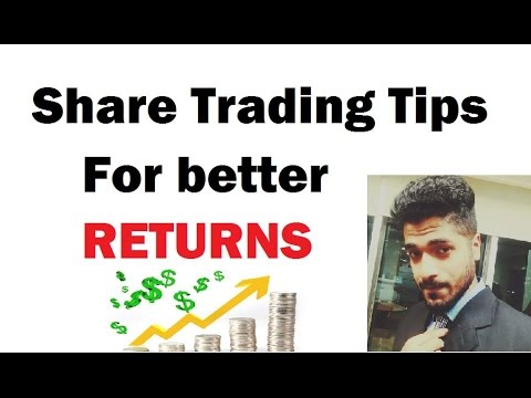 Share trading tips for better Returns by Smart Trader