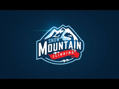 Badge Logo Design | Adobe Illustrator Tutorial | Mountain