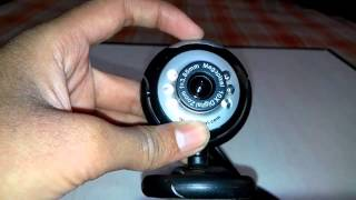 QHMPL PC CAM: Best and Affordable Web Cam for Skype (Unboxing)