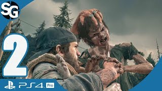 Days Gone Walkthrough Gameplay (No Commentary) | You Got a Death Wish - Part 2
