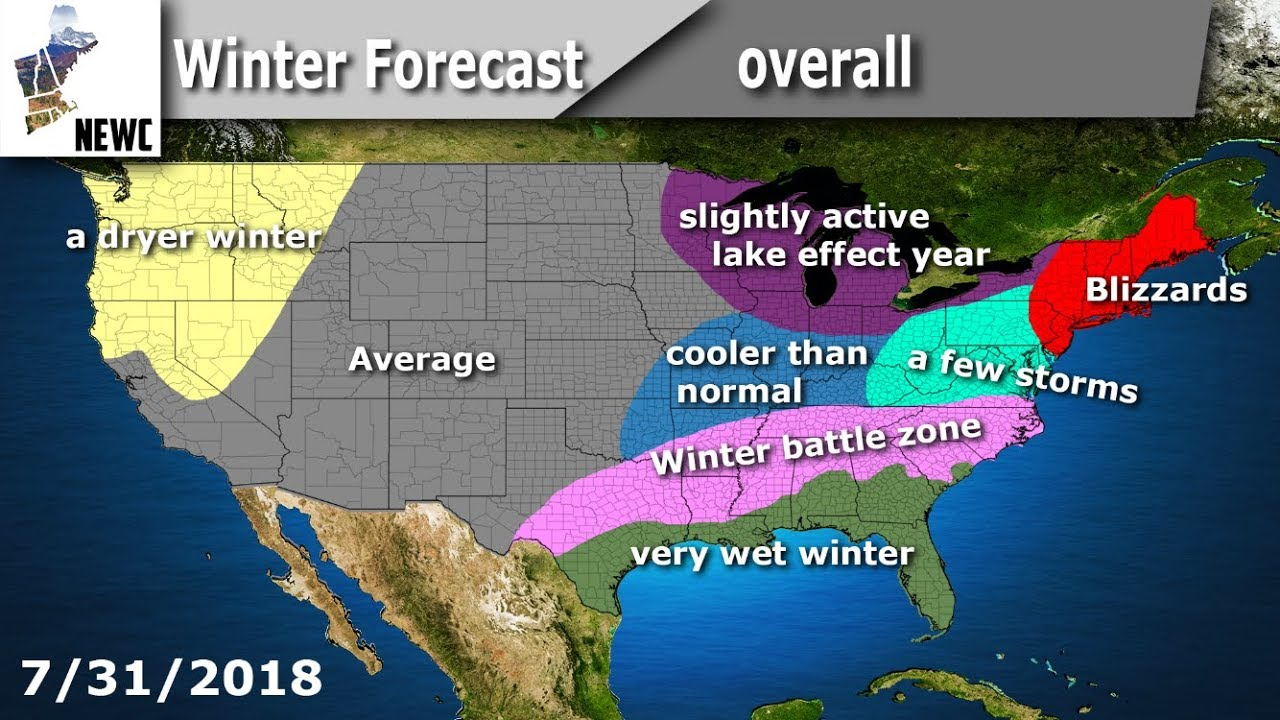 2020 Winter Predictions