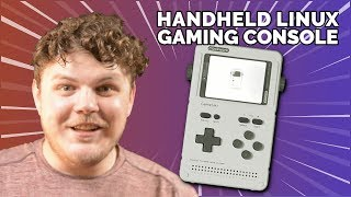A LINUX-NATIVE HANDHELD GAMING CONSOLE | Clockwork Gameshell