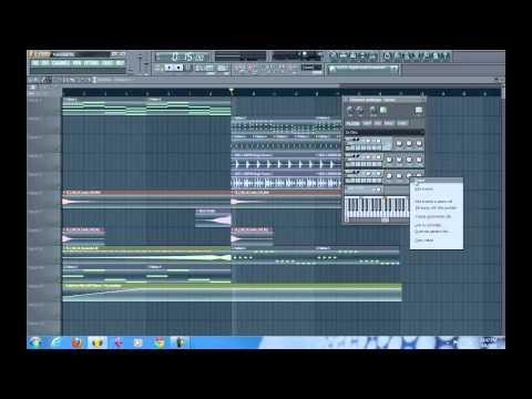 como hacer musica electronica Fl studio 11 avicii- David Guetta- dimitri vegas- like mike