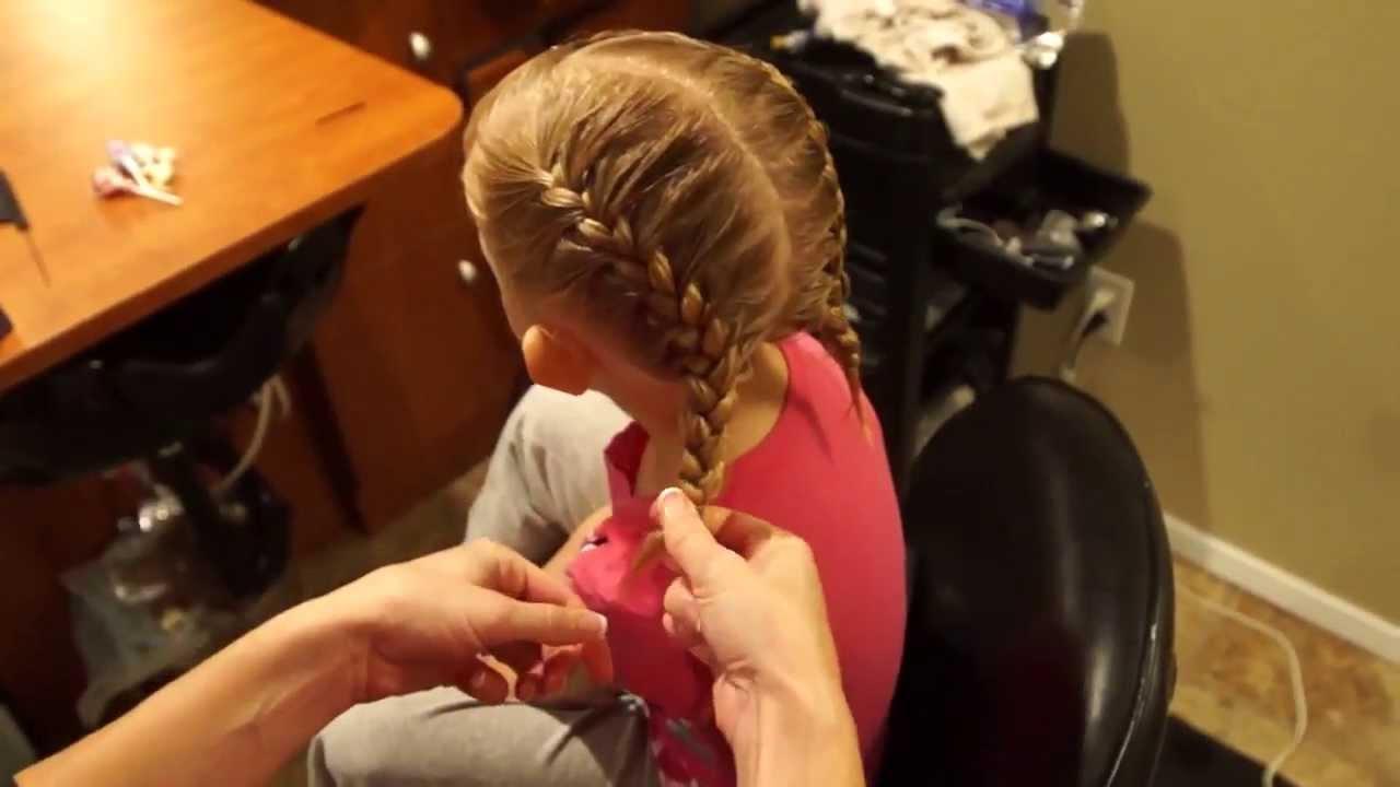 Cute Braids For Girls  Youtube