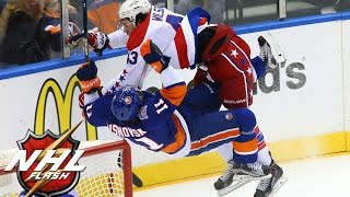 Top 5 Hits of the 2015 Stanley Cup Playoffs