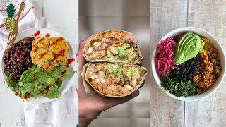 Vegan Scalloped Potatoes Recipe + What We Ate Today