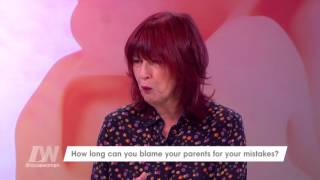 Janet's Coldness Came From Her Father | Loose Women