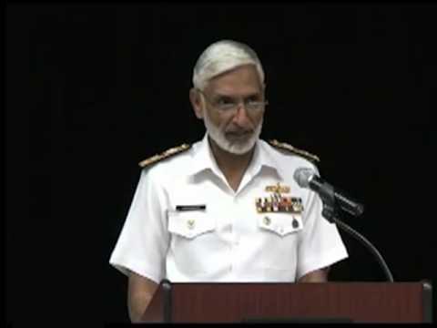 Admiral Muhammad Zakaullah by Syed aamir shah