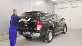 Hardtop Installation - Ford Ranger DC RH04 - version 2
