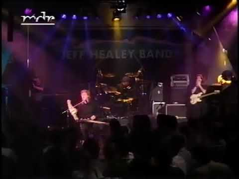 When the night comes falling The Jeff Healey band