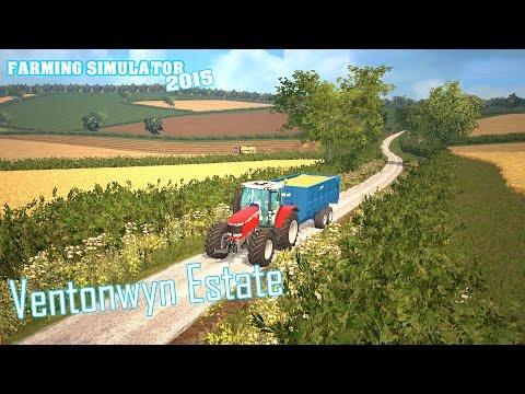 Farming Simulator 2015 | Ventonwyn Estate | Episode 3 dansk