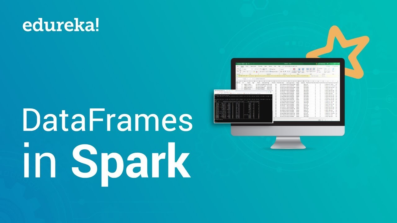 Spark DataFrame Tutorial | Creating DataFrames In Spark | Apache Spark  Tutorial | Edureka