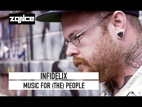 INFIDELIX: Rapmusik von Houston nach Berlin (zqnce)