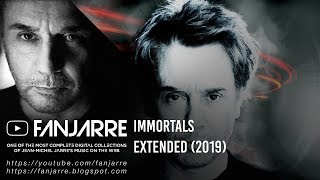 Jean-Michel Jarre & Fuck Buttons - Immortals (Extended)