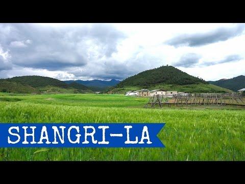 Shangri La (香格里拉) or Zhongdian (中甸) China, Dêqên, Yunnan | 2016 FULL HD Travel Video