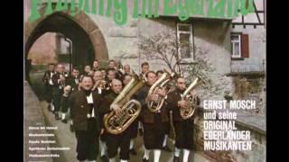 """Ernst Mosch """" Heut ist mir alles ganz,egal """" Polka"""