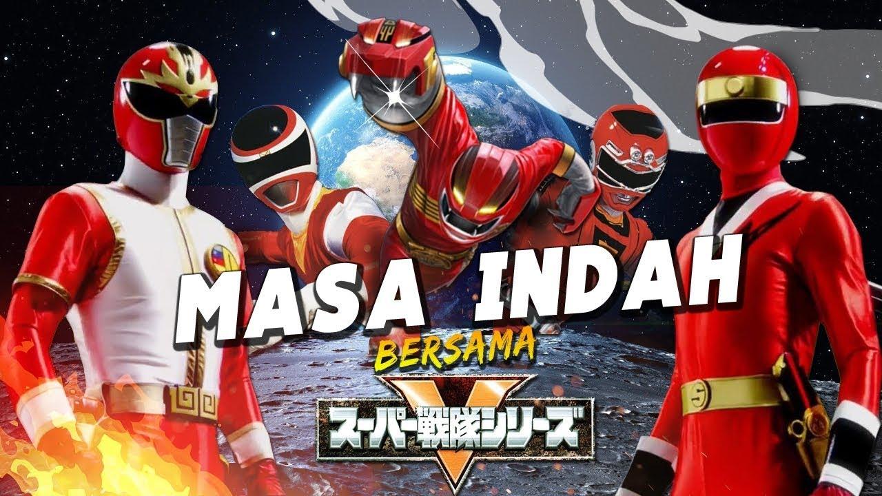 Download SUPER SENTAI YANG PERNAH TAYANG DI INDONESIA !! #NostalToku