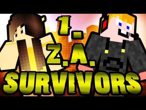 ZsDav survival: Z.A. Survivors 1: A kihalt város