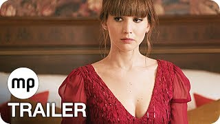 Red Sparrow Featurette & Trailer Deutsch Exklusiv (2018)