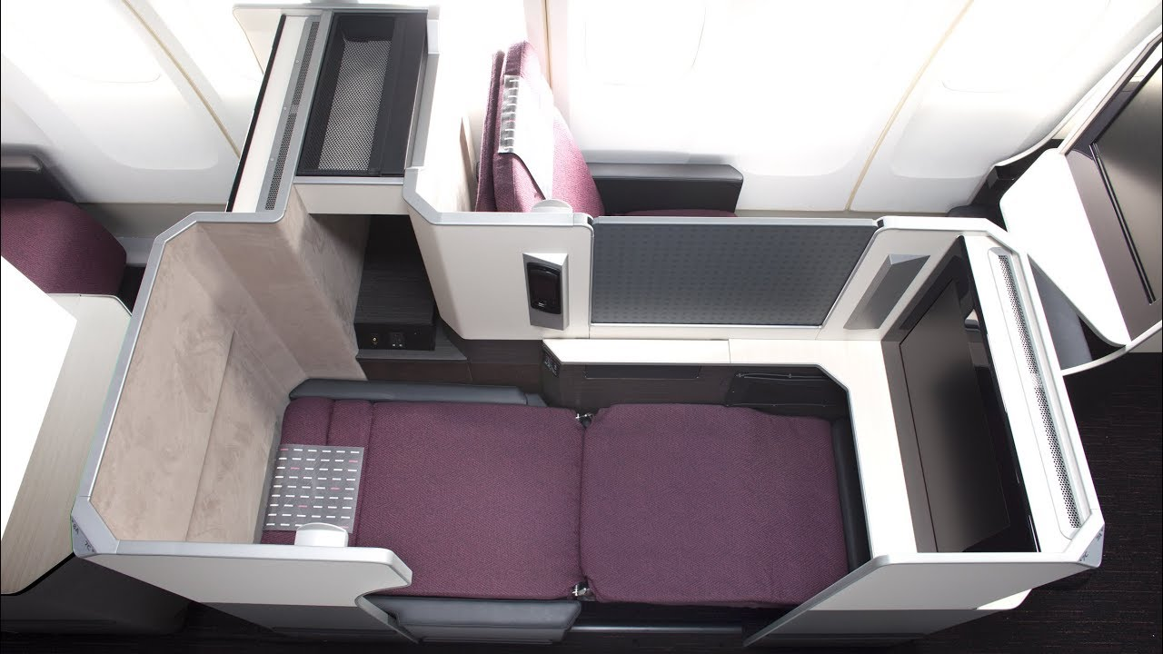 Image result for japan airlines business class