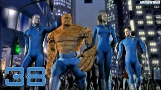 Fantastic Four (PC) 100% walkthrough part 38 (ENDING)