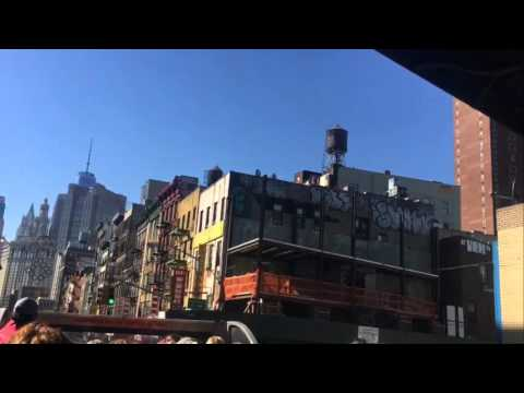 NEW YORK EXPERIENCE - Brooklyn, China Town and Wall Street sightseeing New York tour