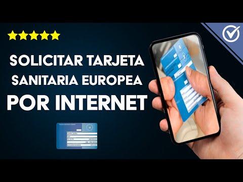 Cómo Solicitar la Tarjeta Sanitaria Europea por Internet o Teléfono Desde el Extranjero