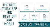 Introducing: The new Quizlet Learn - YouTube